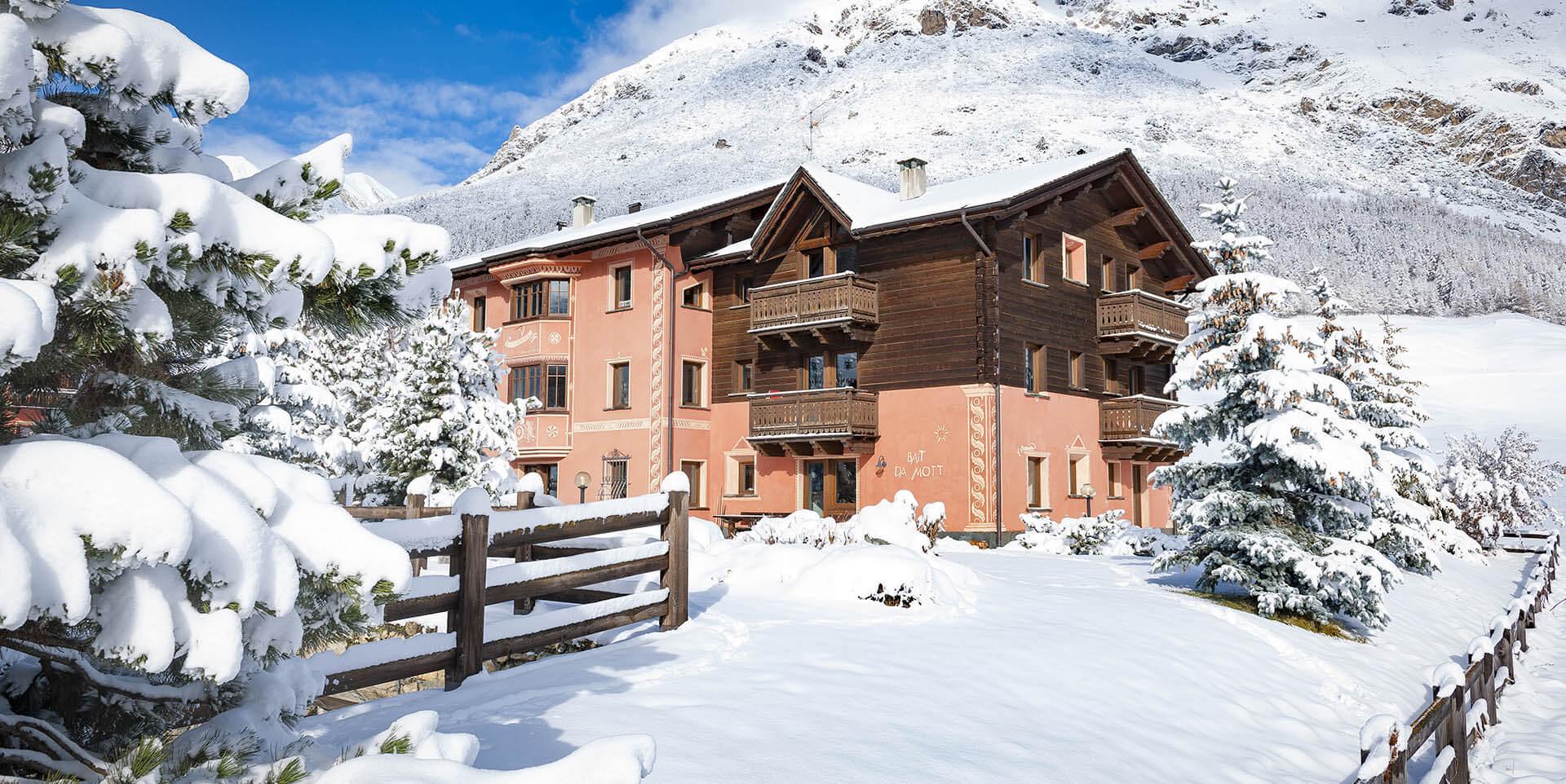 Residenz Bait Da Mott | Ferienwohnungen zu vermieten in Livigno